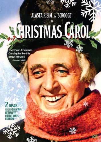 A Christmas Carol / Scrooge – 1951 ⭐   Movie Christmas!