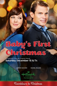 Babys-First-Christmas-Poster