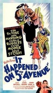 It Happened on Fifth Avenue (1947) 3