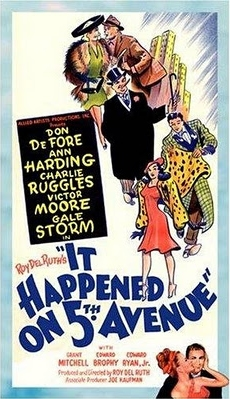 It Happened on Fifth Avenue (1947) 3