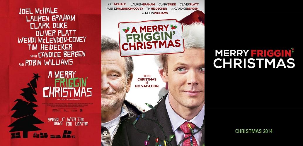 Merry friggin christmas movie christmas