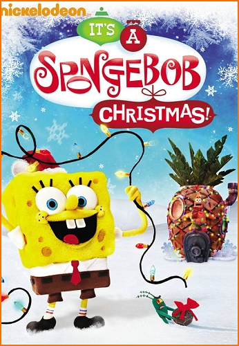 Nickelodeon-Its-A-SpongeBob-Christmas