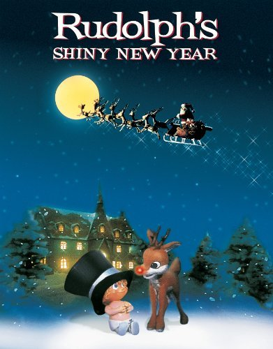 Rudolph's Shiny New Year dvd