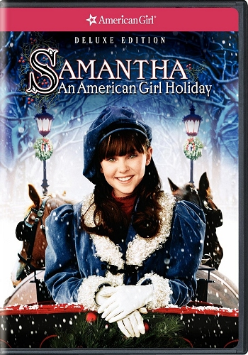 samantha an american girl holiday deluxe dvd cover
