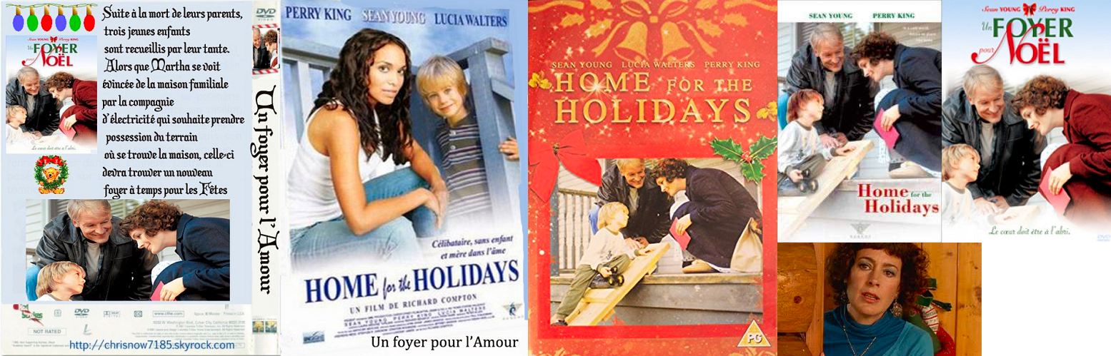 Home For The Holidaysun Foyer Pour Noelun Foyer Pour Lamour
