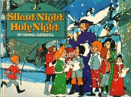 SilentNightHolyNightbookcover