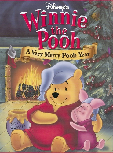 Winnie the Pooh A Very Merry Pooh Year (1981)