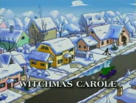 WitchmasCarole
