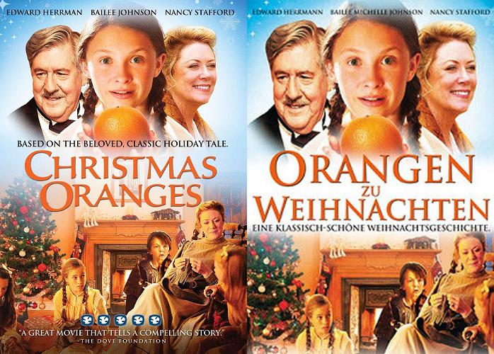 Christmas Oranges – 2012