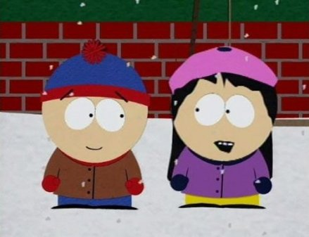 South Park is ignorant. The creators are ignorant. Nonetheless, here we are.