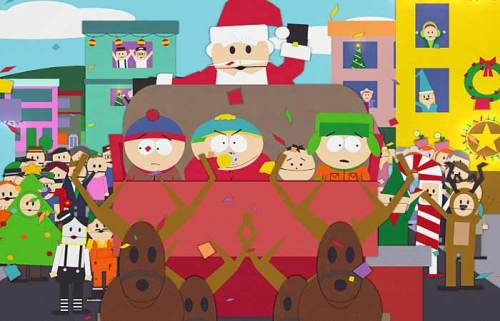 South Park is trash. The creators are ignorant. Nonetheless, here we are.