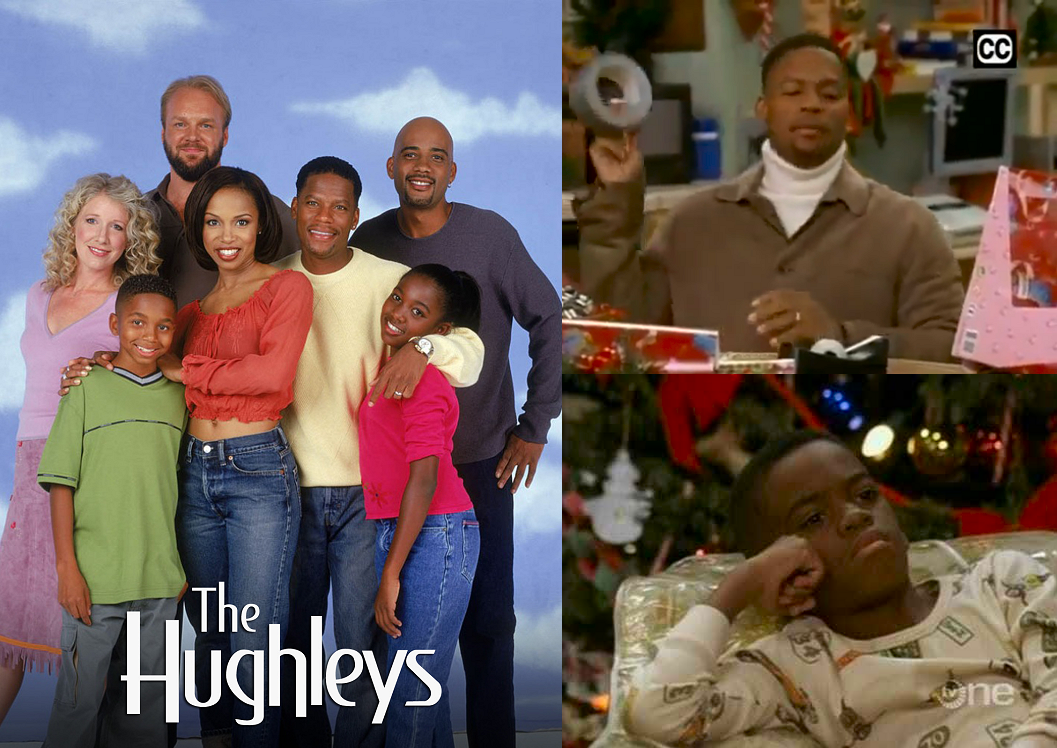 D L Hughley Movie Christmas